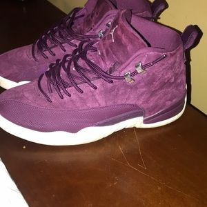 the best attitude 3d45c 326f7 Maroon Jordan 12s